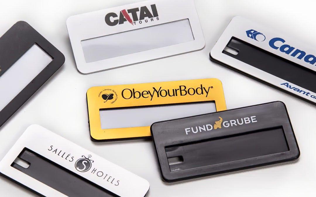Elige tu placa identificativa y personalízala