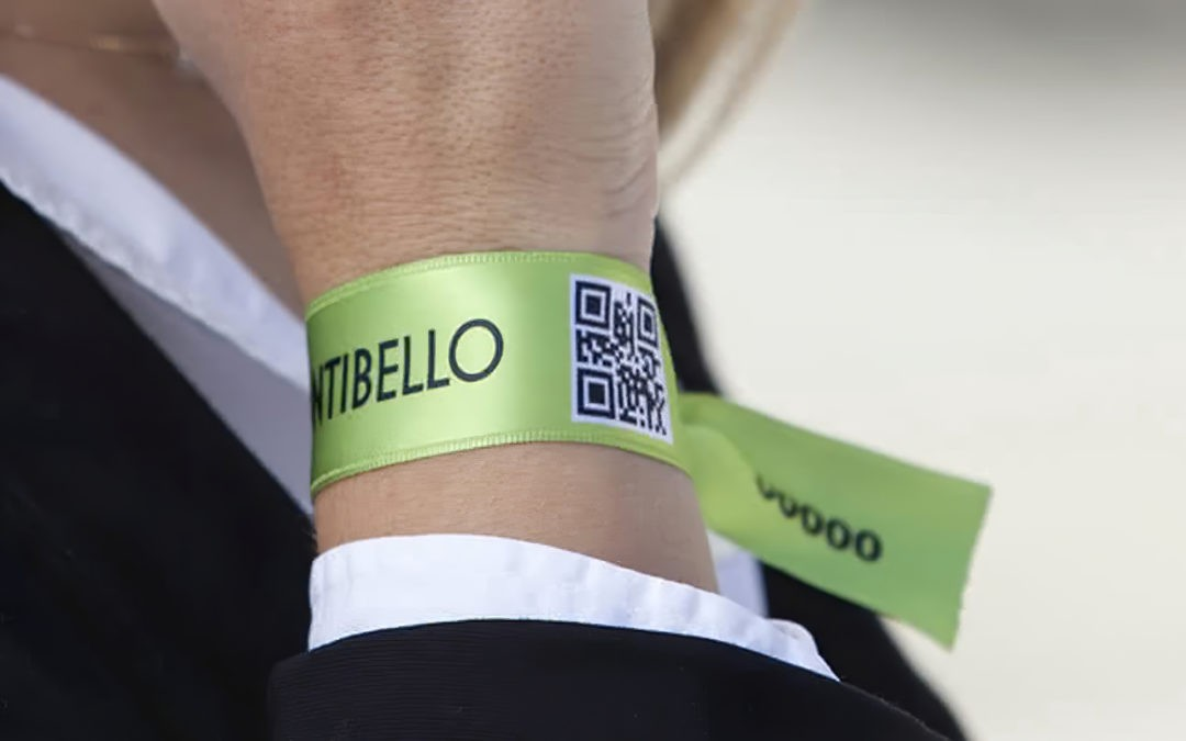 Las múltiples funcionalidades de la incorporación de un código QR en las pulseras identificativas