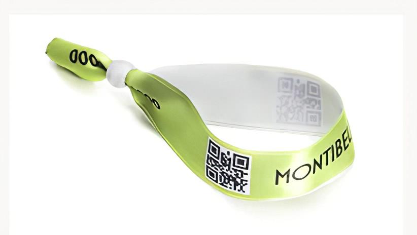 pulseras con código QR