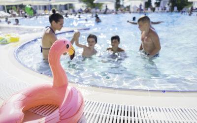 Pulseras para el control del aforo de piscinas y espacios comunitarios